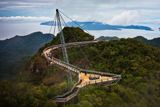 Небесный мост (Sky Bridge)