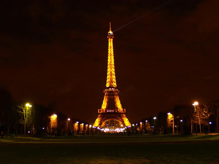 Эйфелева башня Фото Amber Lacerta