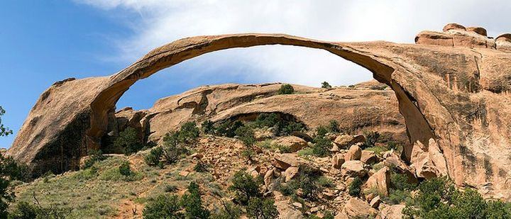 Природные мосты планеты 238