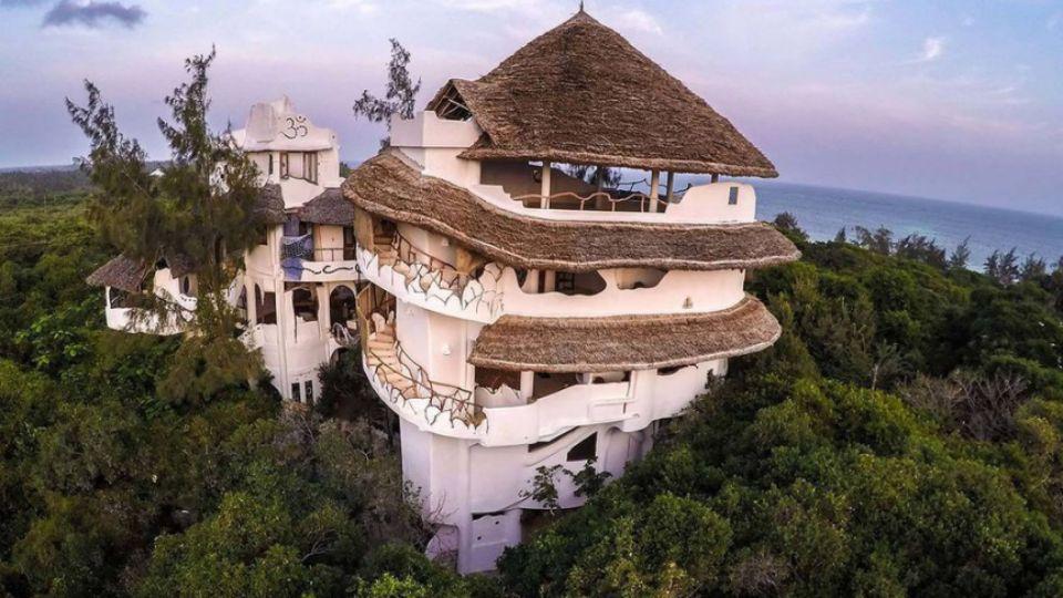 Здесь стоит остановиться! 10 лучших отелей на деревьях в мире