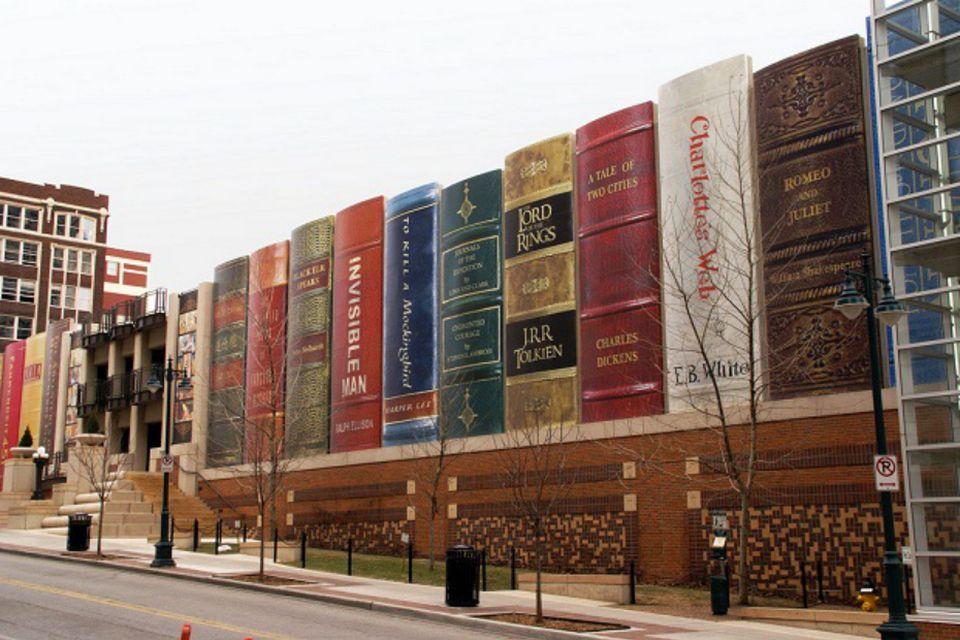 Центральная библиотека (Канзас-Сити, США)