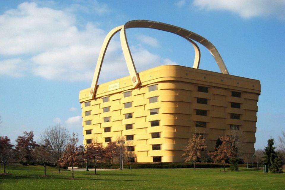 Дом-корзина (Ньюарк, штат Огайо, США)