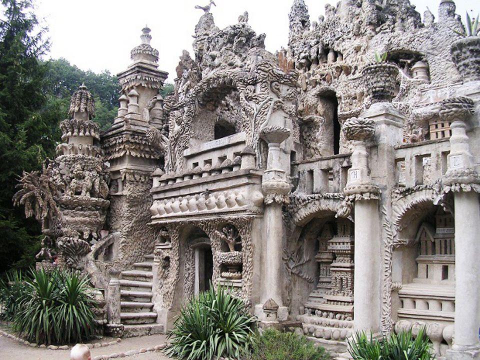 Дворец Фердинана Шеваля или Идеальный дворец (Отрив, Франция)