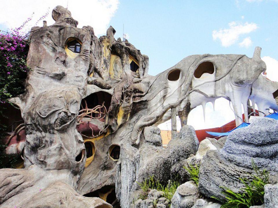 Гостиница Hang Nga (Далат, Вьетнам)