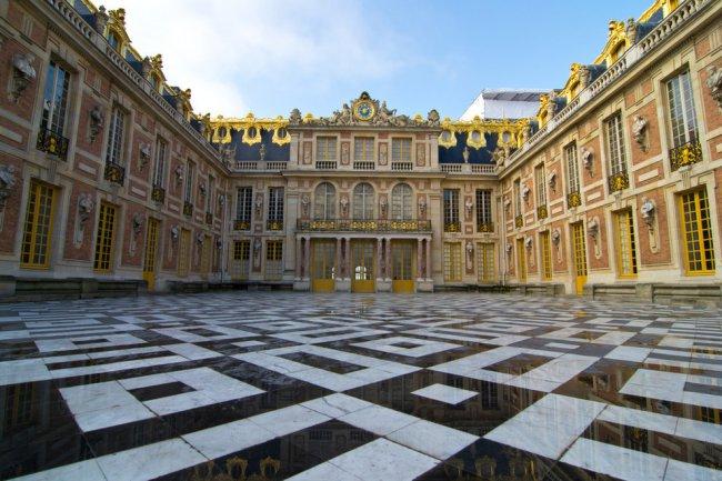 Дворец Версаль, Франция