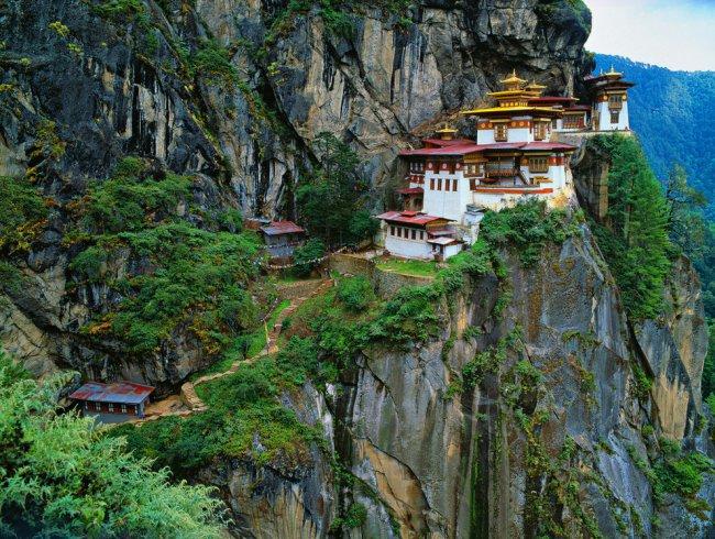 Храм Паро-лакханг, Бутан