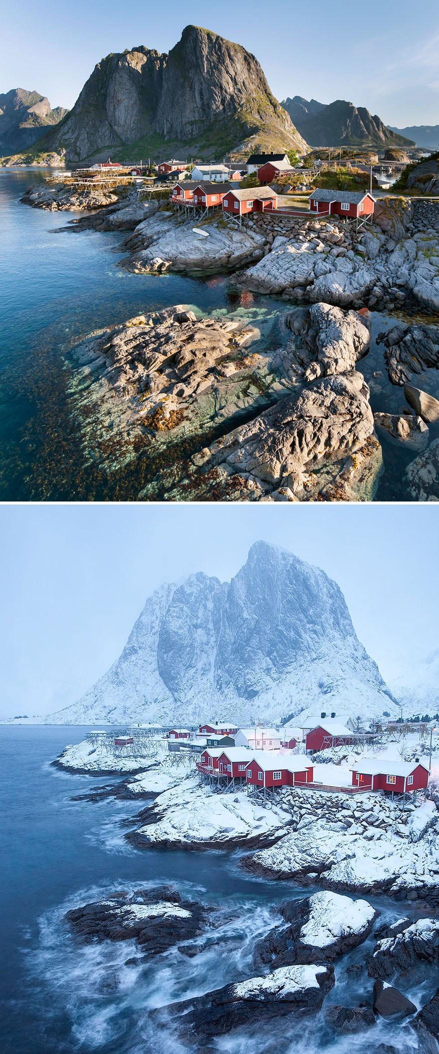 Комунна Хамнёй, Норвегия