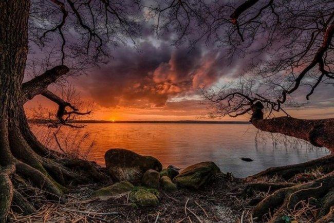 Завораживающие фотографии рассветов и закатов