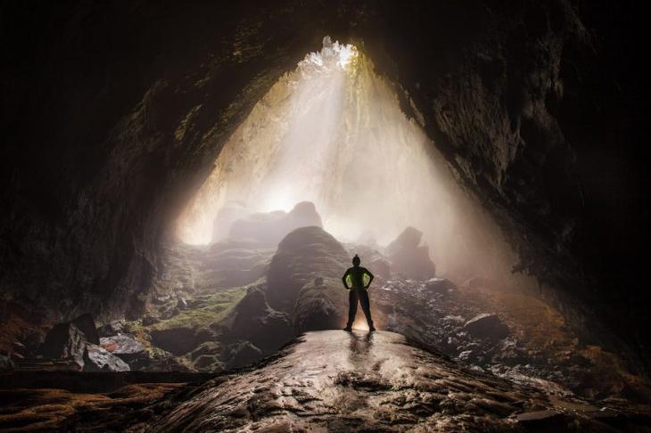 Шондонг - пещера горной реки, Вьетнам