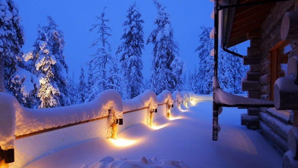 Прелесть зимы 17